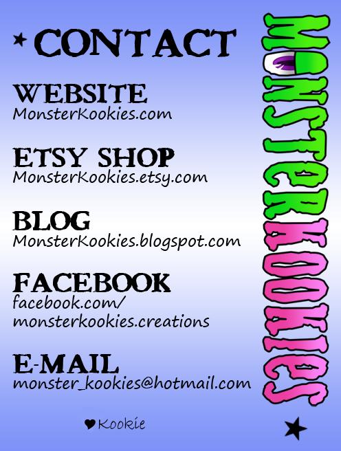Contact Monster Kookies by monsterkookies