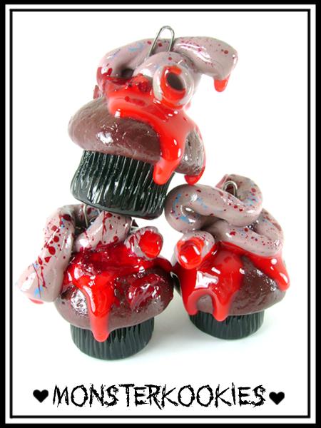 Mmm... Entrails by monsterkookies