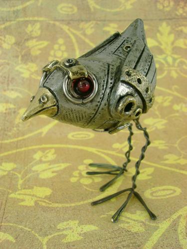 My Birdie, Bertram by monsterkookies