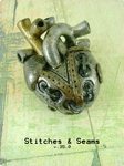 Stitches and Seams - Front