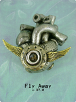Fly Away - Front