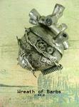 Wreath of Barbs - Back