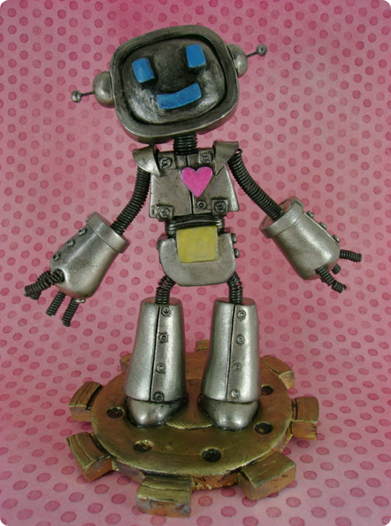 Poklanjam ti sliku Ringo_The_Robot___Front_by_monsterkookies
