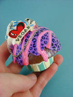 Vegan Cupcakes Rock by monsterkookies