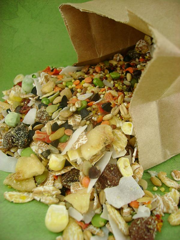 Organic Gerbil Food