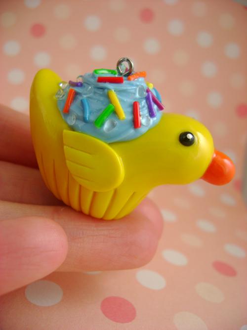 Duckycake by monsterkookies