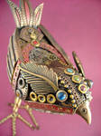 Gale the Mechanical Birdie