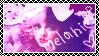 Melanie Martinez Stamp by DannyMoMochi