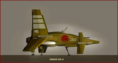 Senoussi SEN-7A series by donaguirre
