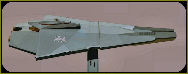 Type 207 Torpedo Corvette