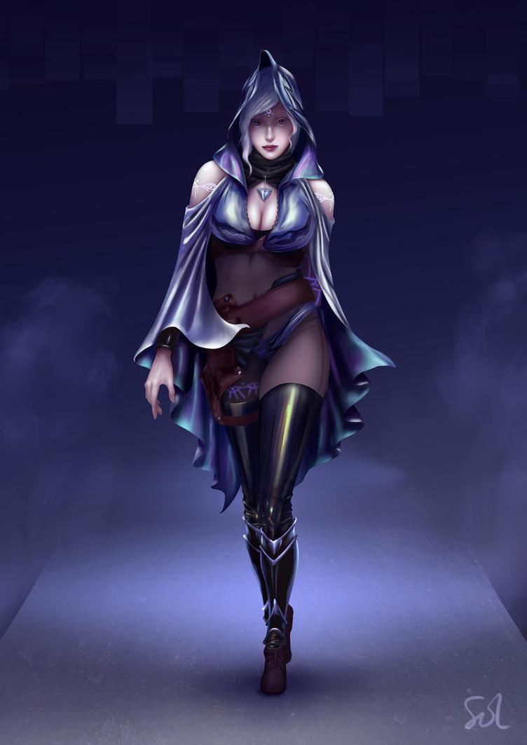 Seeker of Secrets by Raphire