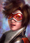 Overwatch:Tracer