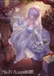 Nier: Automata-- Bride 2b by Raphire