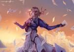 Violet Evergarden by Raphire