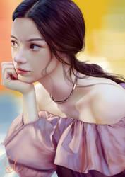 Portrait Study 300719