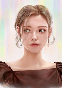 Portrait Study 280819