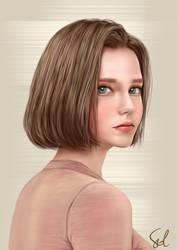 Portrait Study 290819