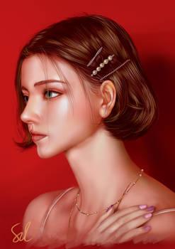 Portrait Study 040919