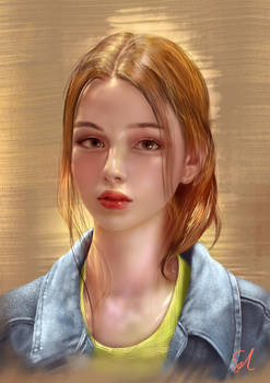 Portrait Study 030120