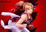 Tekken 7: Lidia Sobieska! by Raphire