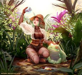 Virshe, Bug Bottler
