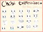 Chibi Expressions