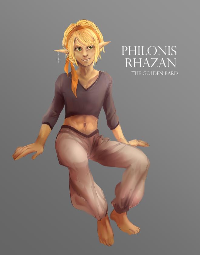 Philonis Rhazan by Maari-Erein