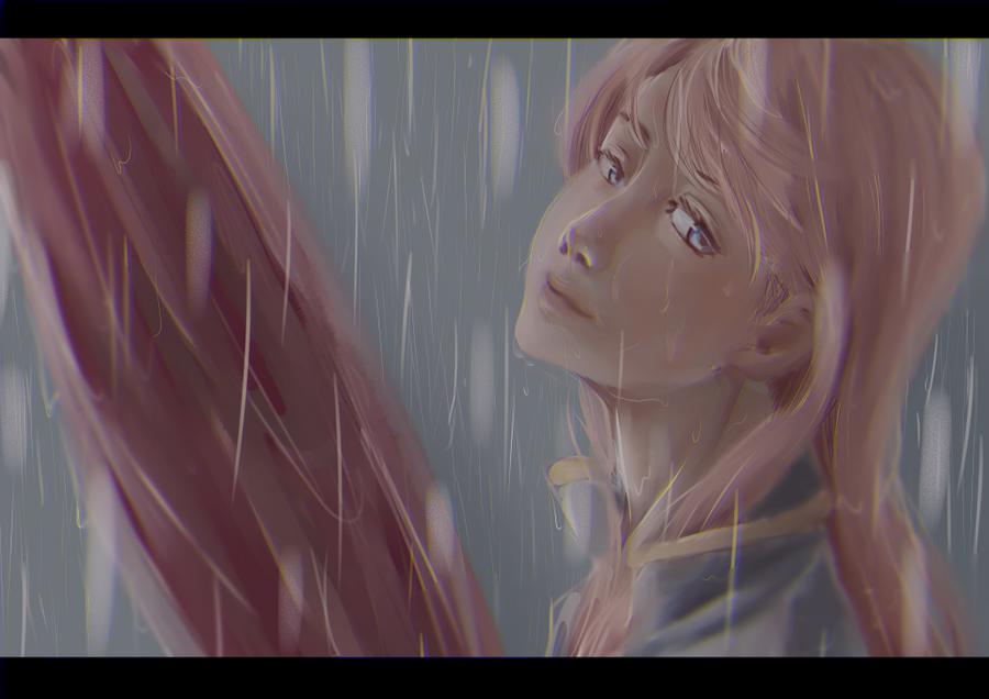 The Umbrella Won't Matter by Maari-Erein