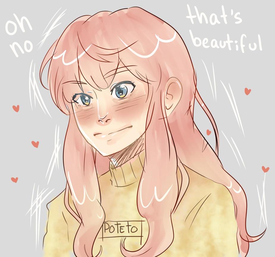 Oh No Beauty dot geepeg by Maari-Erein