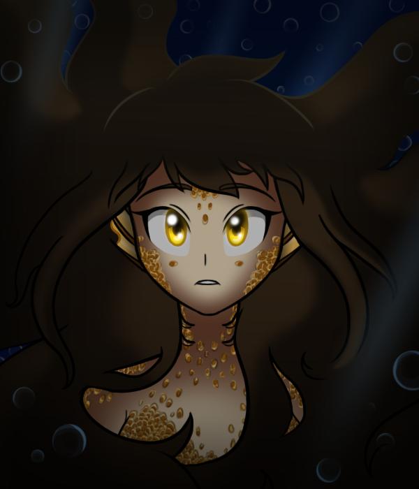 Mermaid Wiane by wiane