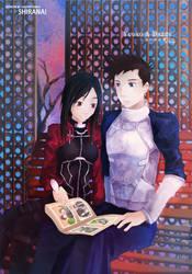 commission: Yuuko by shigemitsubaki