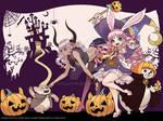 Tera for Halloween season.
