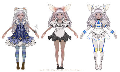 Elin Costume designs