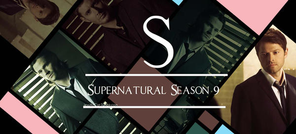 SPN season 9 :D by CreamCup-A-Cake