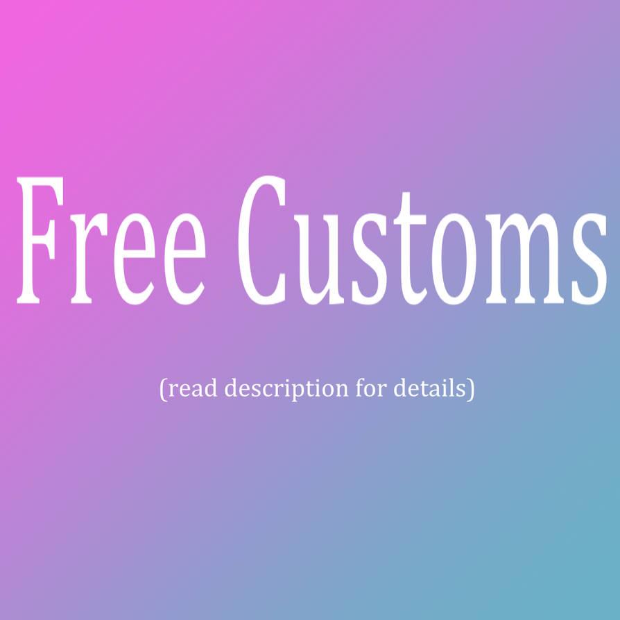 Free Customs (paused)