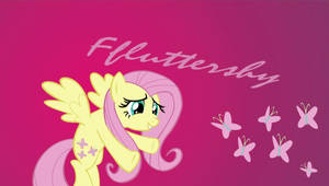 Fluttershy by XEiroX