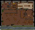 DnD Map - Simple Tavern