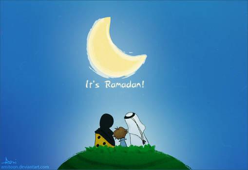 It's Ramadan