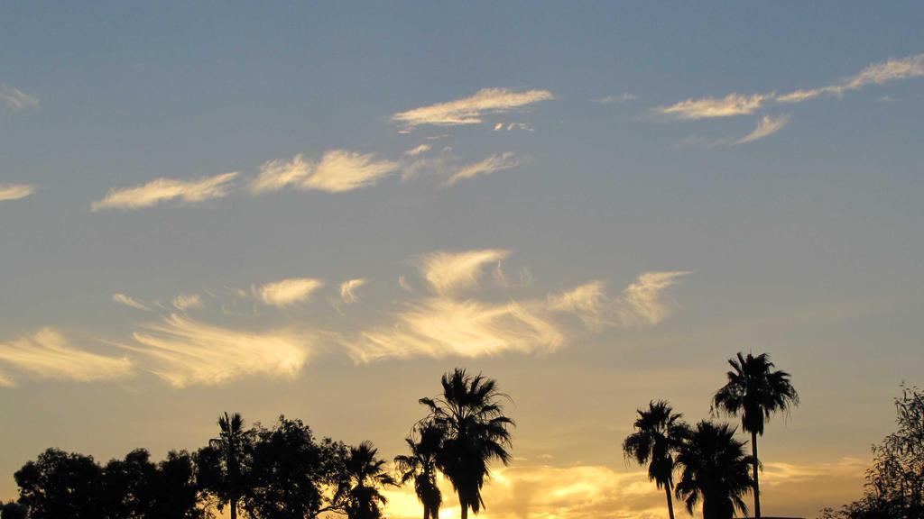 Arizona Sunset 6630 by SelketSky