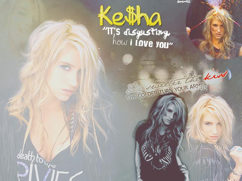 Ke$ha Edition 2