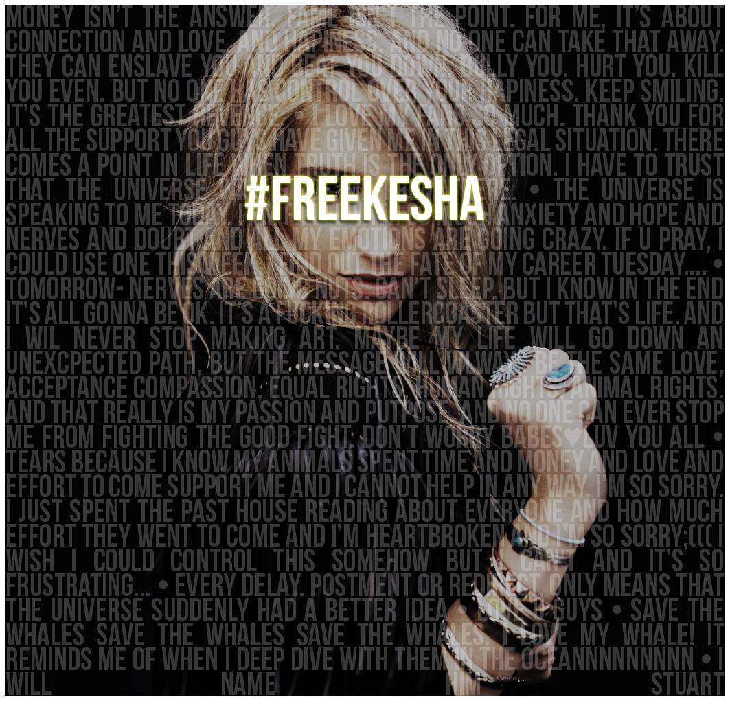 #FreeKesha