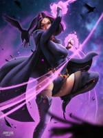 Raven by JohnnyAzad