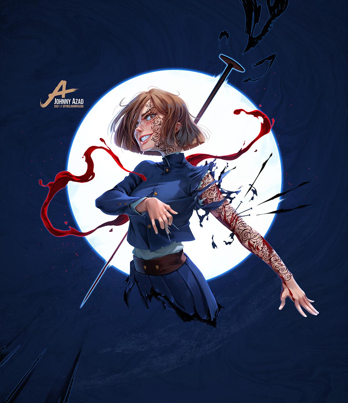 Jujutsu Kaisen // Cursed Nobara