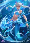 Black Clover // Mermaid Valkyrie Noelle