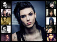 Andy Biersack collage by Black-Jack-Attack