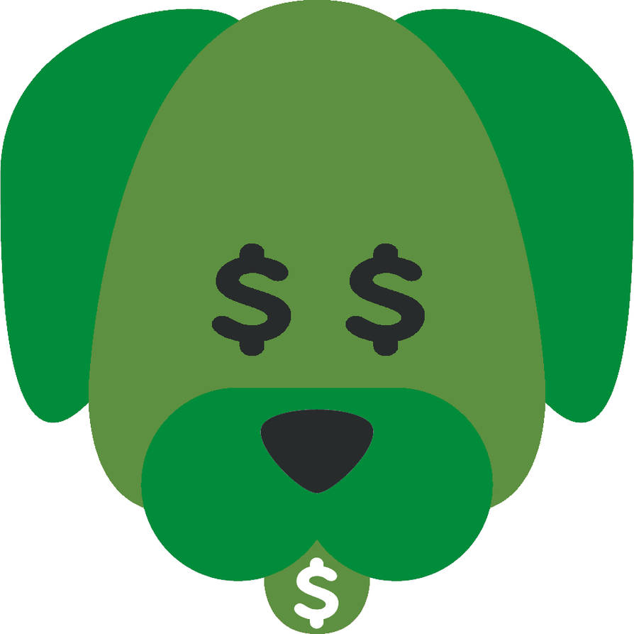 Discord Custom Emoji - Doggie Moneybags by mariomarioaqw on