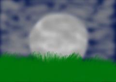 moon by spacetaz