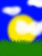 sun by spacetaz