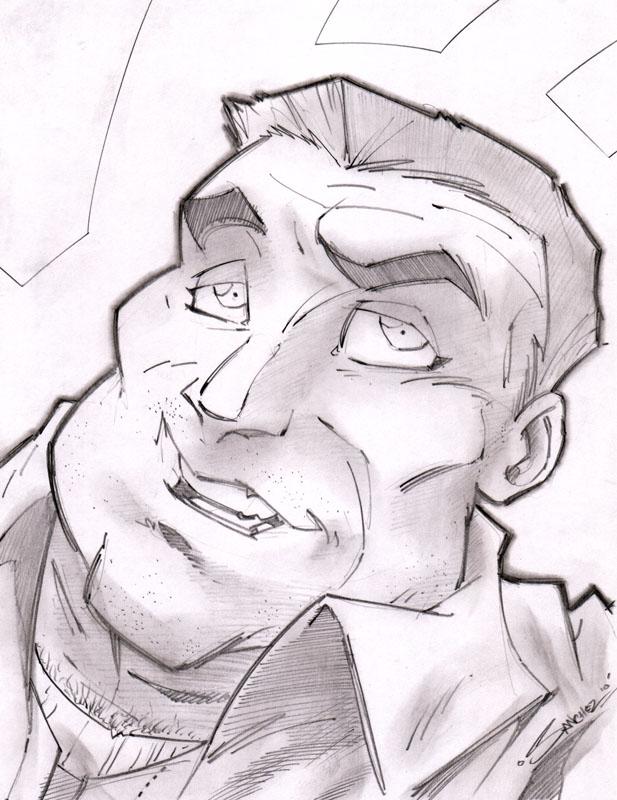 Blitz Sketchshot by StevenSanchez