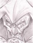 Dr Doom Sketchshot